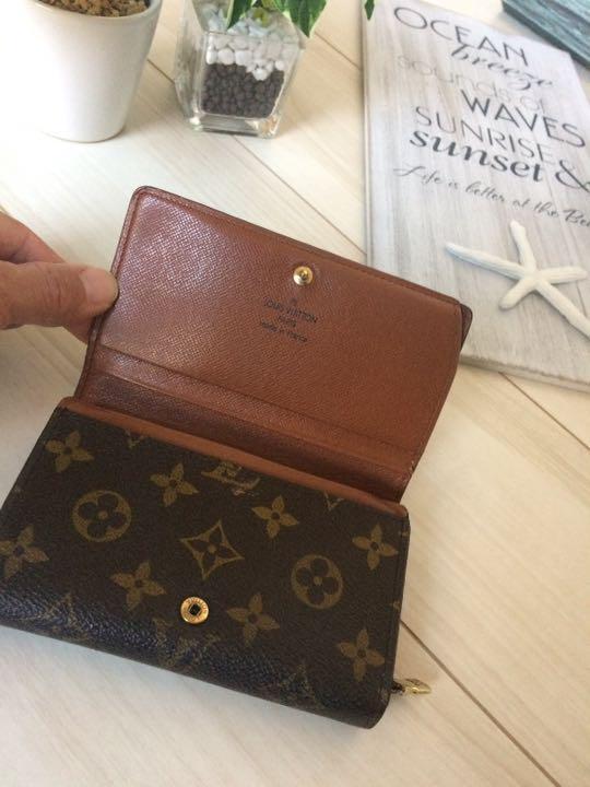 promo code d1d72 3f6a7 ルイヴィトン 長財布★ 二つ折り メンズ バレンシアガ エピ ダミエ(¥6,700) - メルカリ スマホでかんたん フリマアプリ