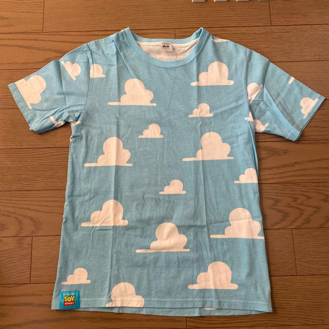 メルカリ トイストーリー 雲柄 壁紙 Tシャツ Tシャツ カットソー 半袖 袖なし 1 299 中古や未使用のフリマ