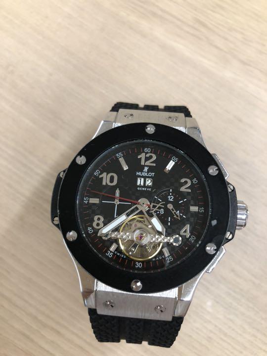 detailed look 948a7 46db0 Black Rc様専用 腕時計 メンズ HUBLOT ビックバン(¥450,000) - メルカリ スマホでかんたん フリマアプリ