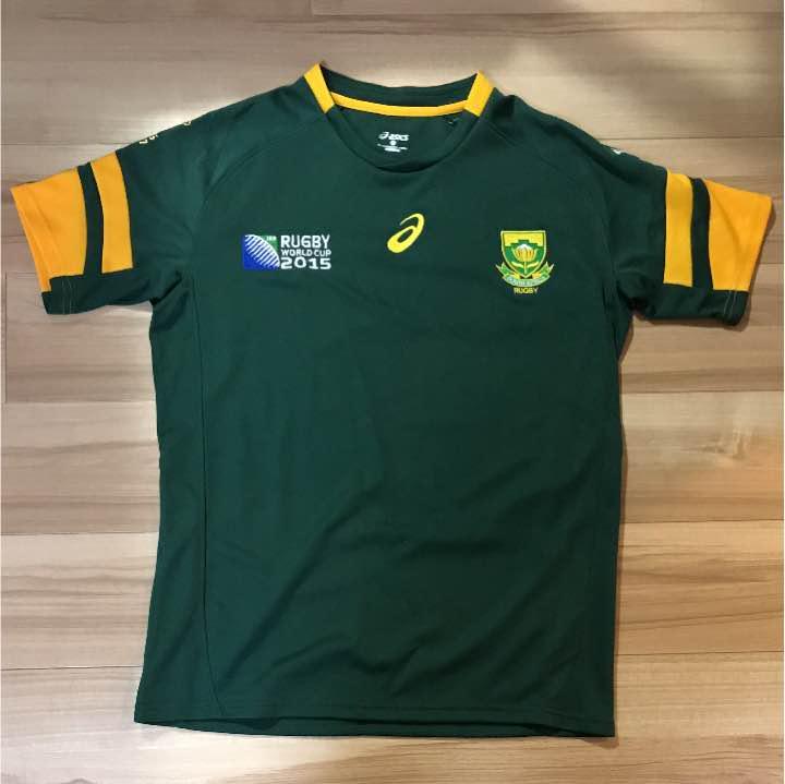 南アフリカ ラグビー エンブレム
