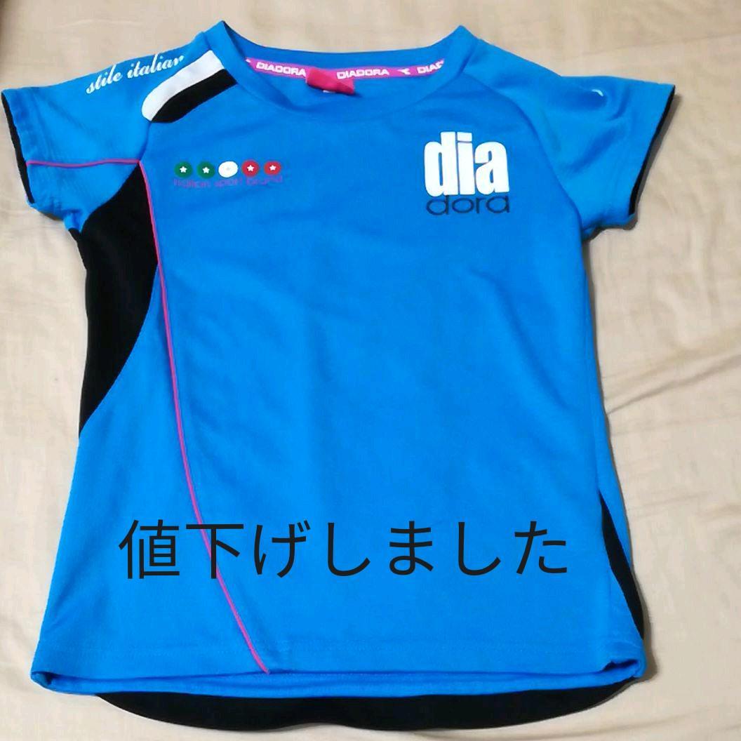698c5716199e0 メルカリ - Diadora テニスウェア S 【ディアドラ】 (¥1,200) 中古や未 ...