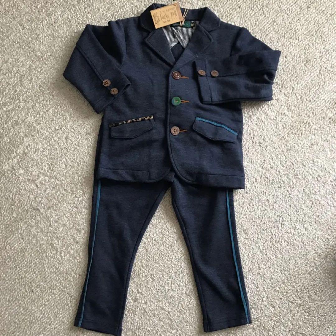 54842b8001d5d メルカリ - 専用 ラグマート スーツ フォーマル スーツ 七五三 ...