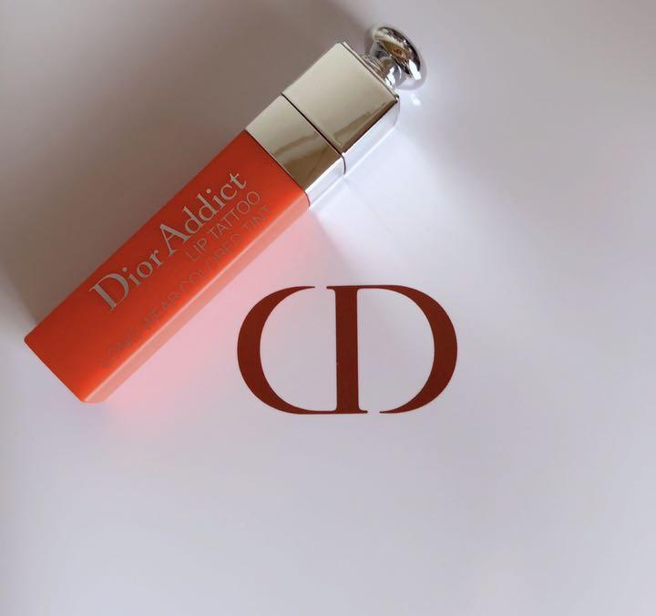 new arrival a6058 6e84d Dior ディオール アディクトリップティント オレンジ 641 限定色(¥1,700) - メルカリ スマホでかんたん フリマアプリ
