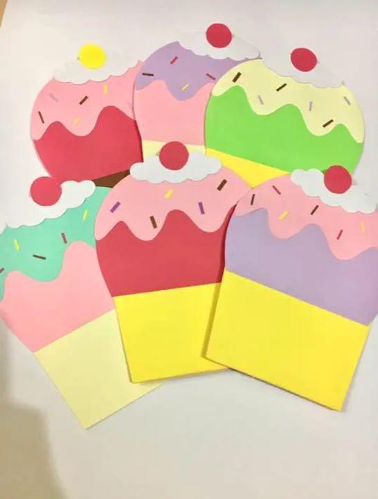 カード 手作り バースデー