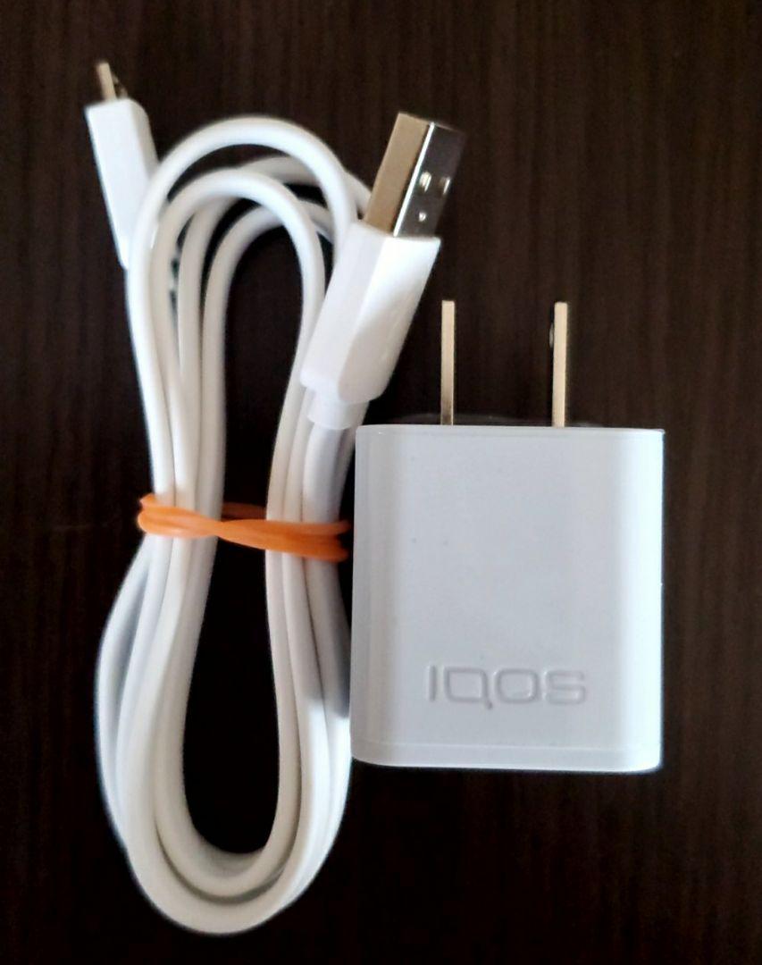 アイコス 充電 ケーブル