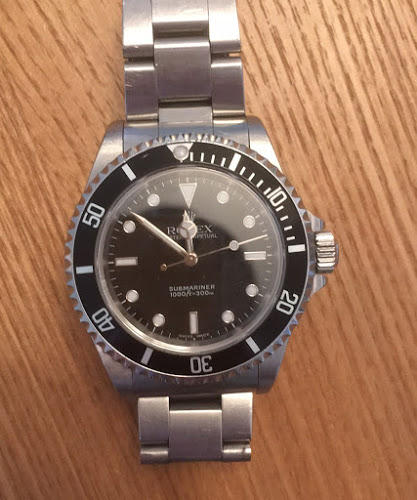 info for f22f5 6149e ROLEX サブマリーナ ノンデイト 腕時計(アナログ)(¥899,999) - メルカリ スマホでかんたん フリマアプリ