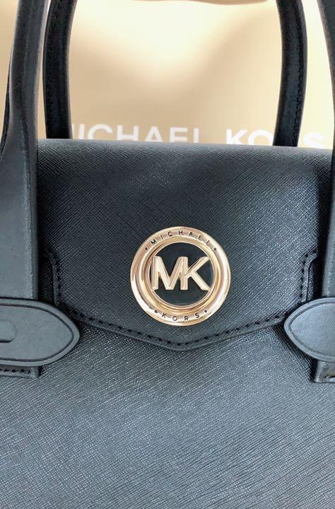 【送料無料】MICHAEL KORS ハンドバッグ ショルダーバッグ ブラック
