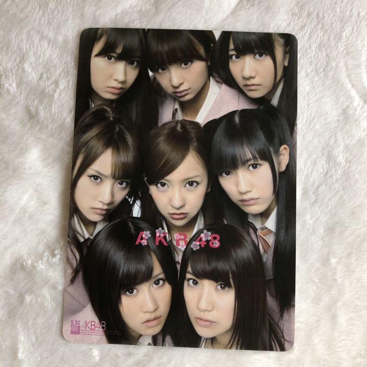 メルカリ - AKB48 神7 下敷き 【アイドル】 (¥500) 中古や未使用のフリマ