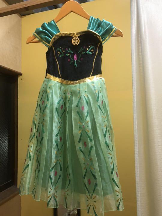 ママりん様専用 ドレス アナ雪 コスプレ(¥1,000) , メルカリ スマホでかんたん フリマアプリ