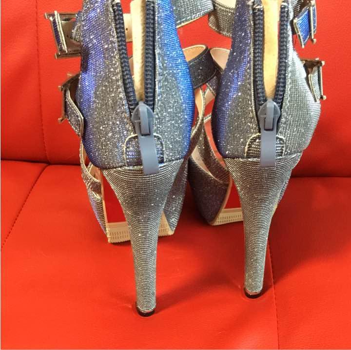 ルリア★様専用 靴 ハイヒール キャバ ドレス(¥1,600) , メルカリ スマホでかんたん フリマアプリ
