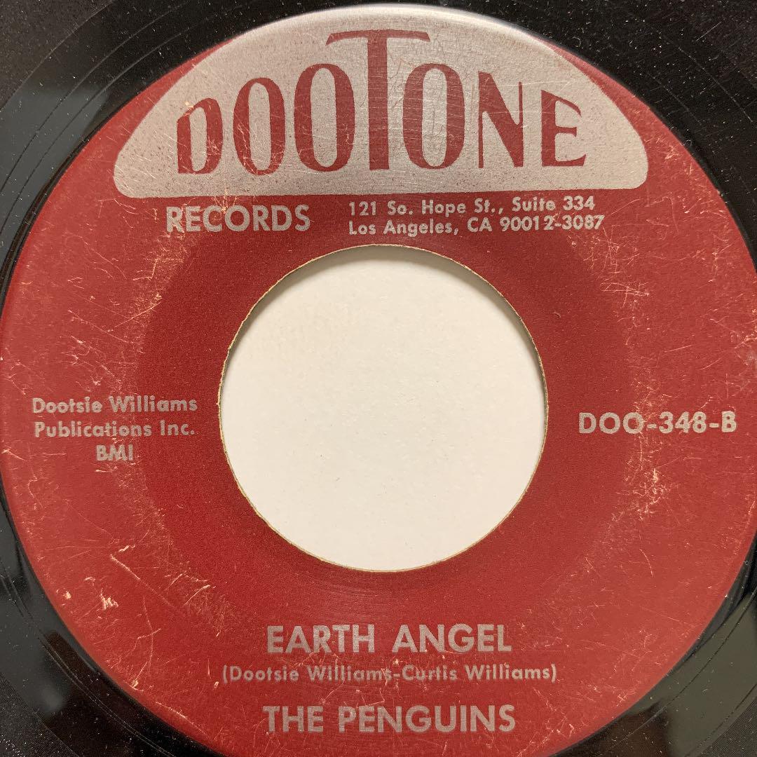 メルカリ - THE PENGUINS EARTH ANGEL 【洋楽】 (¥600) 中古や未使用の ...