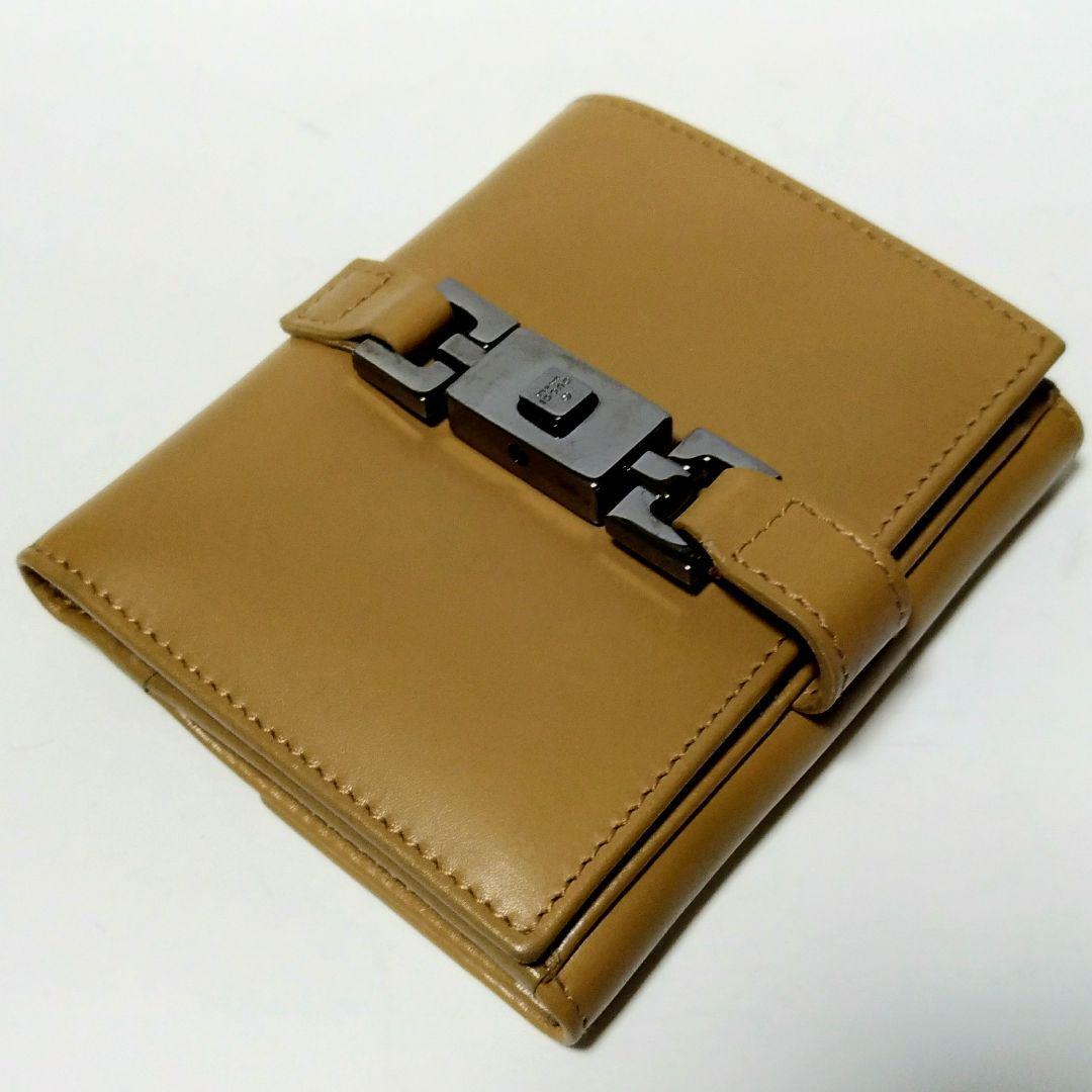 3f02eba5d5d3 メルカリ - GUCCI グッチ ジャッキー レザー 二つ折り財布 【グッチ ...