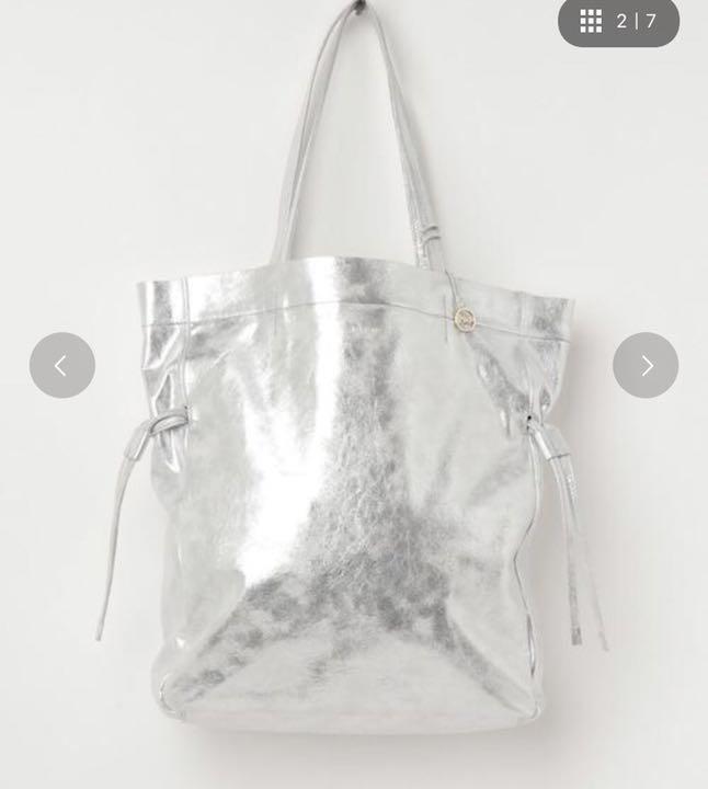 3c1365bcdeca メルカリ - ROROL レザー巾着トートバッグ 【ミスティック】 (¥8,000 ...