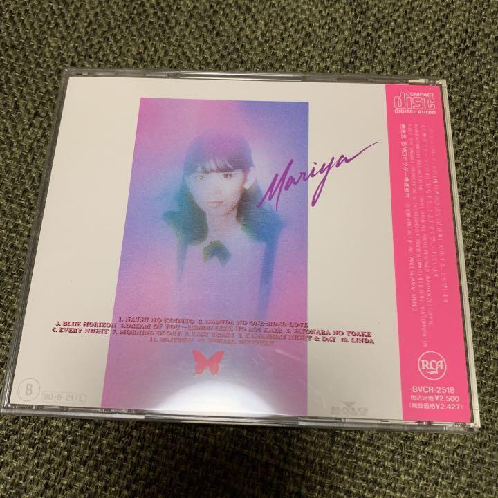 メルカリ - 竹内まりや 『MORNING GLORY』CD 【邦楽】 (¥949) 中古や未 ...