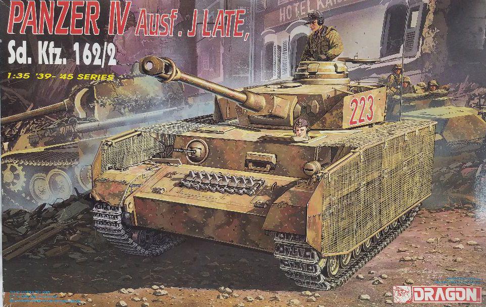 1 35 Dragon IV Tanque J Tarde Tipo
