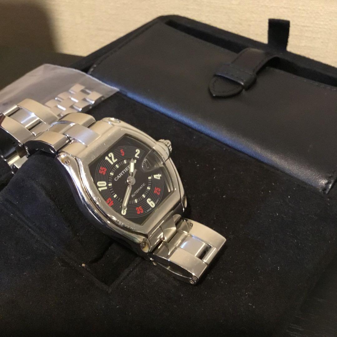 best loved 36d4d 8b72a 腕時計 カルティエ ロードスター(¥ 195,000) - メルカリ スマホでかんたん フリマアプリ