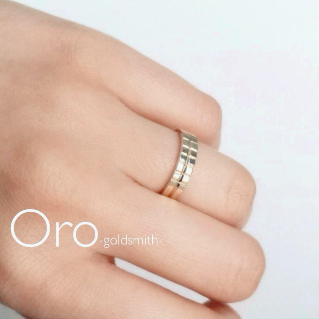 人差し指 指輪