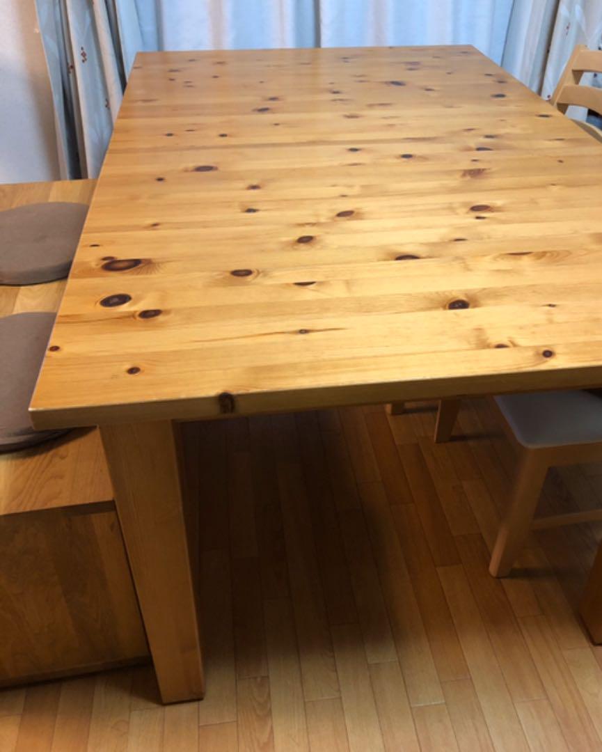 Ikea ダイニング テーブル
