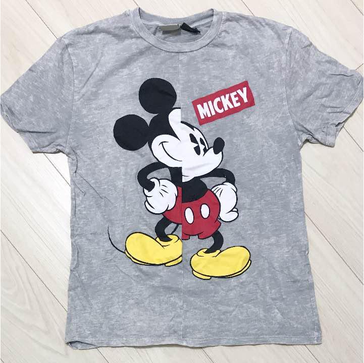 70d0b6743dd メルカリ - zara キッズ ミッキー Tシャツ ディズニー ディズニーランド ...