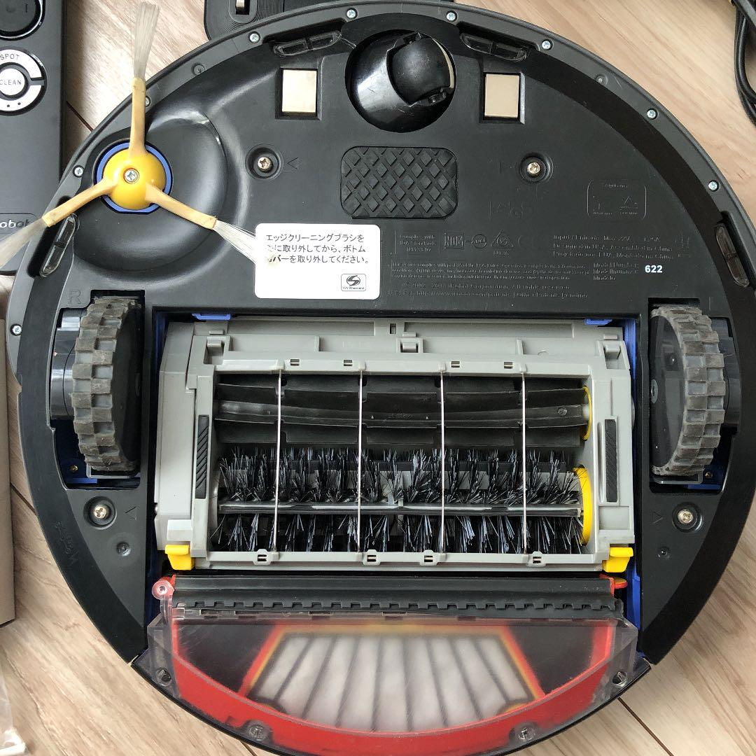 1 ルンバ 充電 エラー