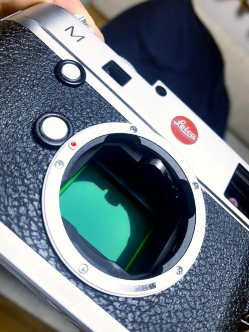 【完動品】Leica M 240 silver ライカ m240 シルバー