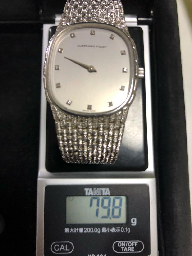 newest 985c4 165dc オーディマピゲ 高級 世界三大 時計 ブランド お金持ちの方買って下さい♡(¥482,000) - メルカリ スマホでかんたん フリマアプリ