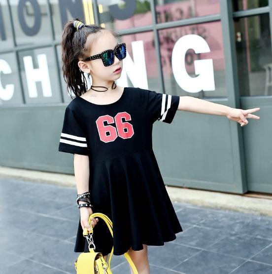 9edf9f498a51b メルカリ - 120 女の子 小学生 ワンピース かわいい 韓国子供服 白 ...