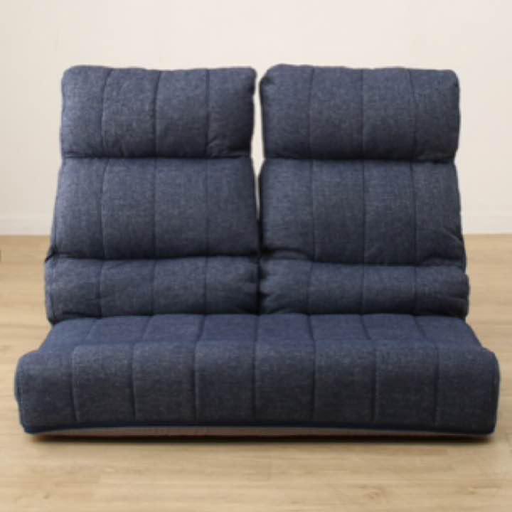 【karuna様専用】ニトリ 座椅子型 2人掛けソファー(定価9990円) 美品(¥3,300) , メルカリ スマホでかんたん フリマアプリ