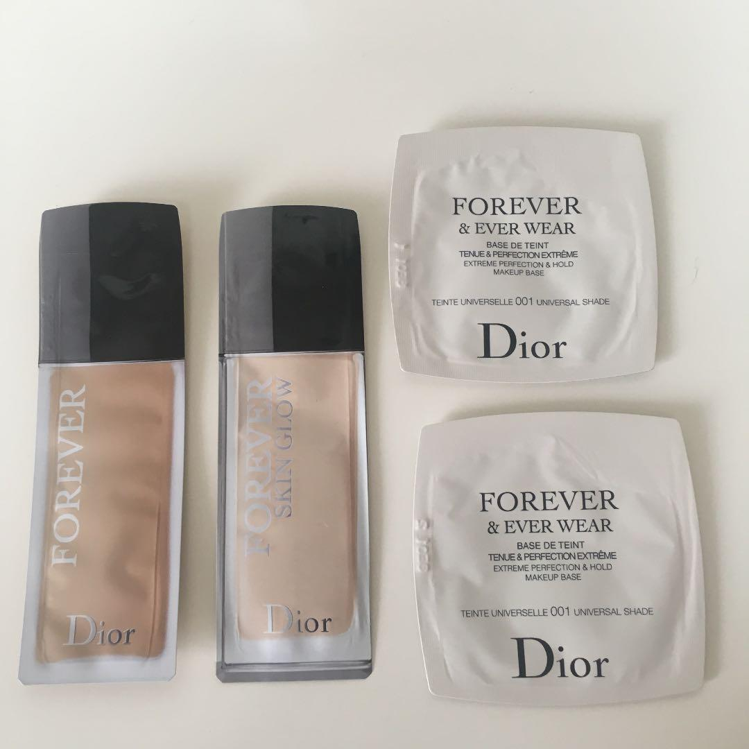 buy popular 7ce40 f7866 Dior サンプル ディオールスキン エヴァーベース ファンデーション 下地(¥450) - メルカリ スマホでかんたん フリマアプリ