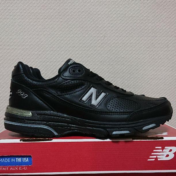 buy online 263b3 18e3b new balance MR993LBK 8D