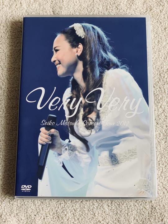 メルカリ - 松田聖子/Concert Tour 2012 Very Very DVD 【ミュージック ...