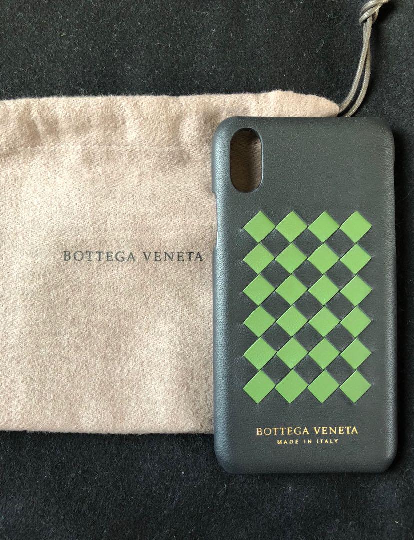 hot sale online 50abb 69e86 ボッテガ ヴェネタ iPhone X ケース(¥34,500) - メルカリ スマホでかんたん フリマアプリ