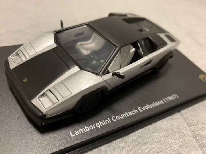 メルカリ ランボルギーニ Countach Evoluzione 1 43ミニカー 3 100