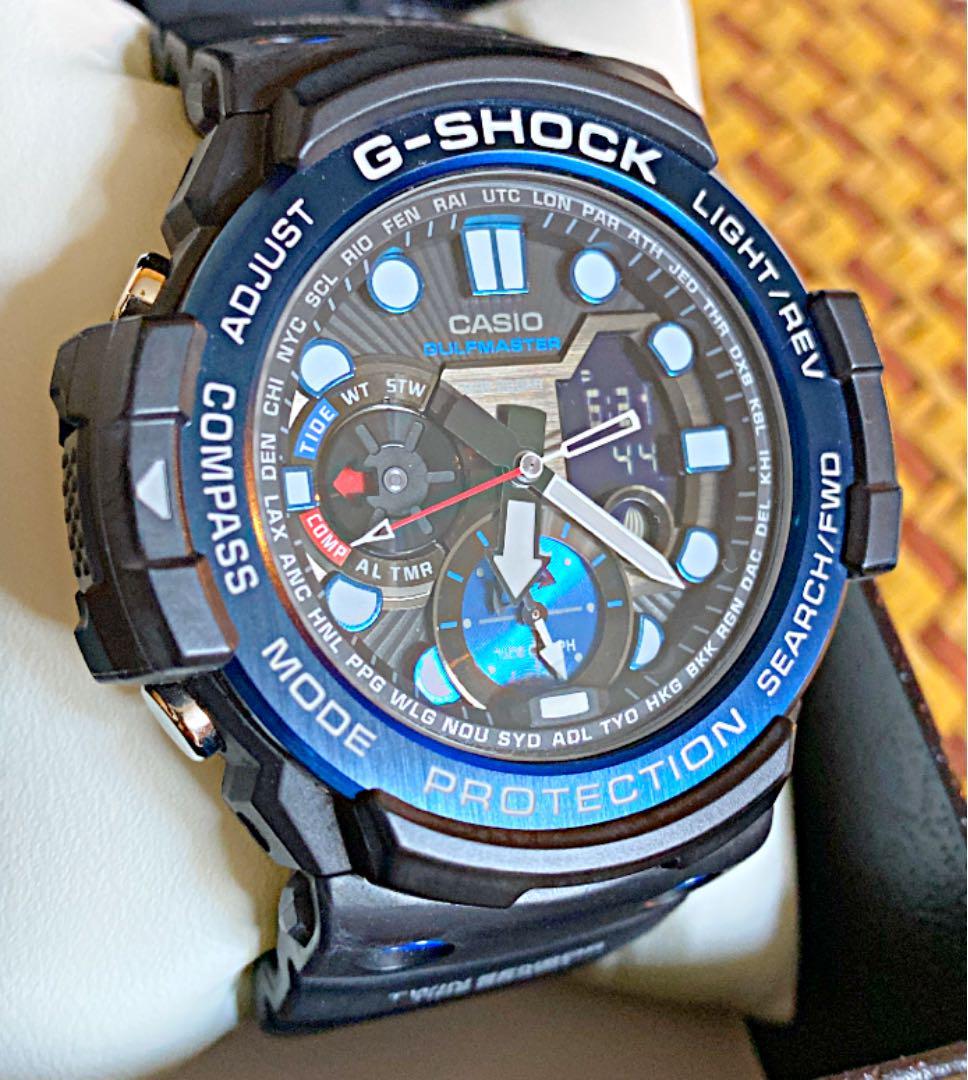 finest selection 70d14 f9134 超美品 G-SHOCK/Gショック ガルフマスター 綺麗 限定 人気シリーズ(¥23,400) - メルカリ スマホでかんたん フリマアプリ