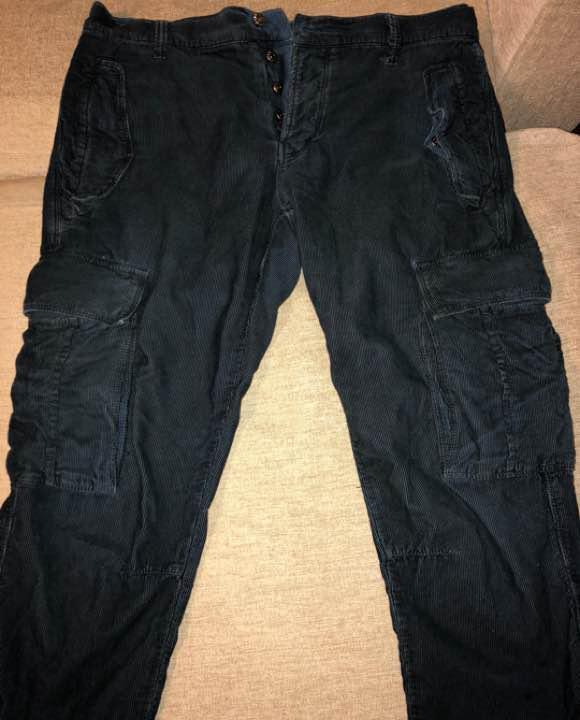outlet store 23ea9 dbd40 GUCCI ズボン デニム パンツ メンズ(¥ 8,500) - メルカリ スマホでかんたん フリマアプリ