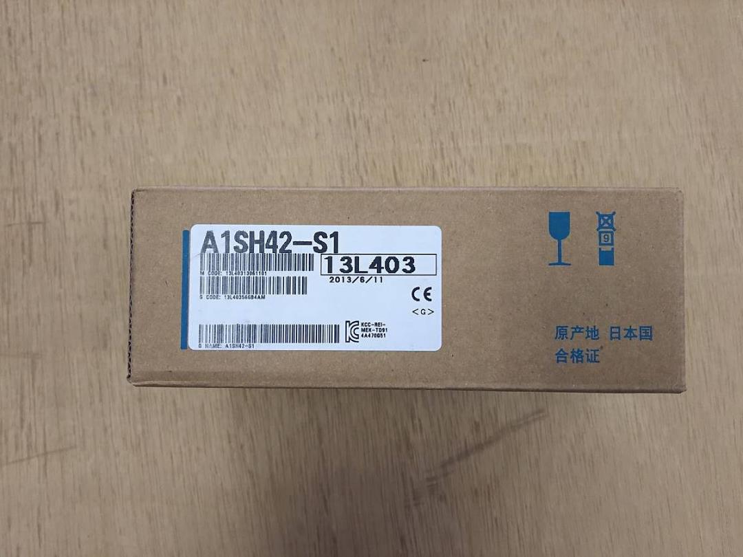 【明日お届け】 新品 A1SH42-S1 2013年製 三菱電機 ②