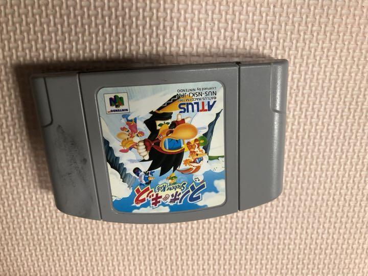メルカリ - 64 ソフト スノボキッズ 【家庭用ゲームソフト】 (¥600 ...