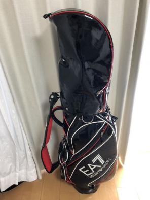 best service 489bc dc09b EA7 ゴルフバッグの中古/新品通販【メルカリ】No.1フリマアプリ