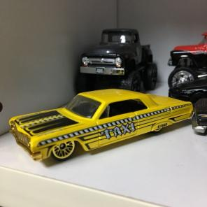 Spielzeugautos GT 3er Set Hot Wheels #2 Ford GTX