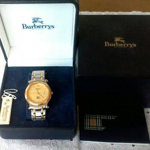 c2be3fb4c4 バーバリー腕時計 8100 新品電池交換レディースクォーツ. ¥ 11,500. 18. 【訳あり!】処分SALE!Burberrys メンズ腕時計  ジャンク品