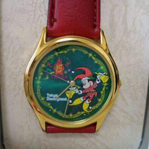 designer fashion b7ec6 3c379 ディズニーランド 15周年 腕時計の中古/新品通販【メルカリ】No ...