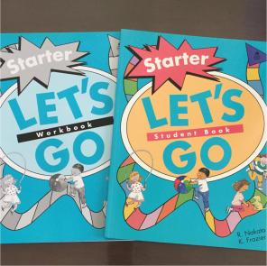 Lets Go Starter Book