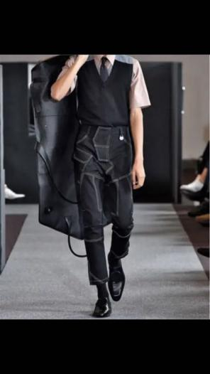 gosha rubchinskiy × adidas woven pants(¥18,000) メルカリ スマホでかんたん フリマアプリ
