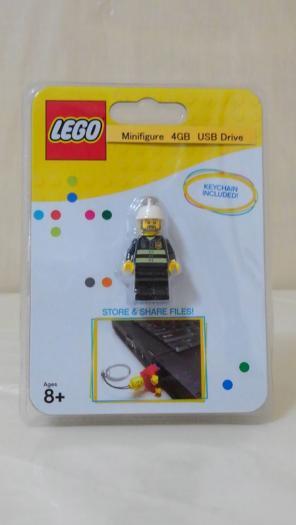 Lego 4GB USB Flash Memory Drive  Girl