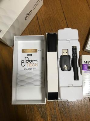 プルーム テック たばこ カプセル のみ 購入の中古/新品通販