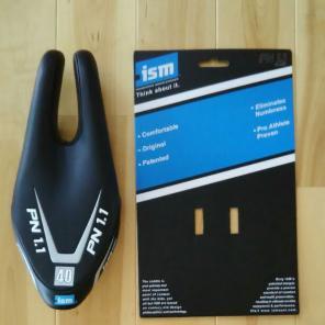 ISM PN 1.1 Selle Noir