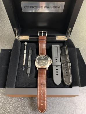 buy popular 823f8 27b48 パネライ 時計商品一覧 (9 ページ目) - メルカリ スマホで ...