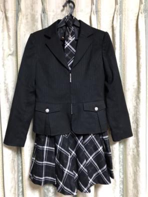 cc88375099568 女の子 parsons スーツ 150