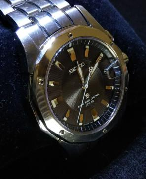 bdf059e28c 腕時計(アナログ)(メンズ)の買取通販 - メルカリフリマ|中古・未使用・古着