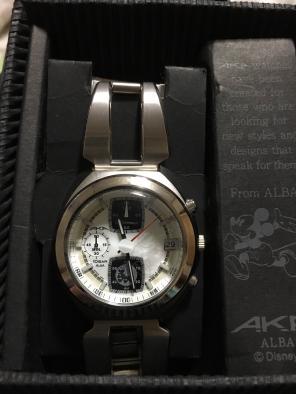 83f74e2ab9b8 AKA ALBA 時計 ディズニー商品一覧 - メルカリ スマホでかんたん購入 ...